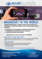 Live Video & Audio Streaming