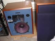 JBL 4333A Studio Monitors.
